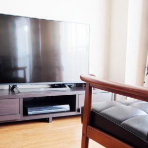 テレビで動画配信サービス